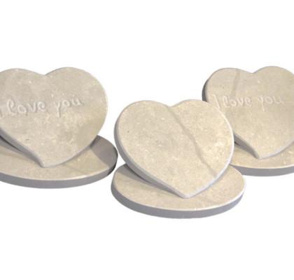Brački kamen – srca